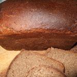 Ржаной хлеб в аэрогриле