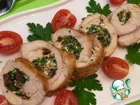 Куриное филе Ароматное ингредиенты