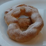 Заварные кольца с апельсиновым кремом