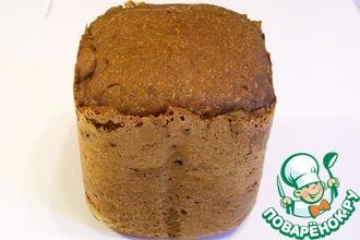 Рецепт: Ржаной хлеб Карелия