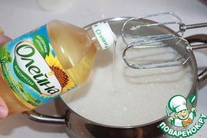 """Затем растительное масло ТМ """"Олейна"""" классическое."""
