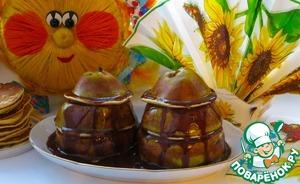 Наши десертные башенки - готовы!
