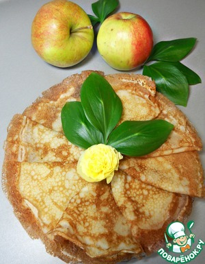 These are beautiful pancakes turn out!