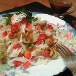Салат из пекинской капусты Пикантный