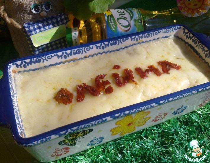 Рецепт: Блины Креспелле по-флорентийски