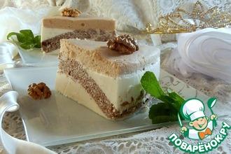 Рецепт: Десерт Три орешка для золушки