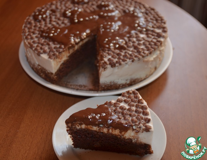 "Торт ""23 февраля!"""