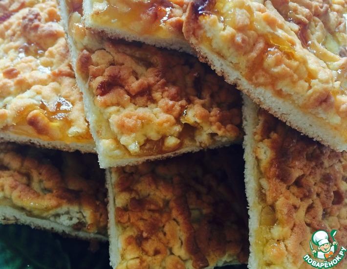Рецепт: Венское печенье
