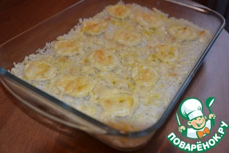 Рецепт: Яйца с рисом по-неаполитански