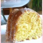 Сливочный кекс Фунтовый со сливочным сыром