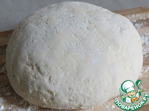 This one beats them all the time, again knead hands dough.  put in a warm place for another 20 minutes.