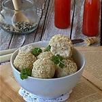 Мясные шарики с гречкой