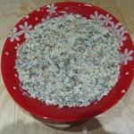Простой грибной салат