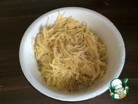 Картофель с мясом по-корейски ингредиенты