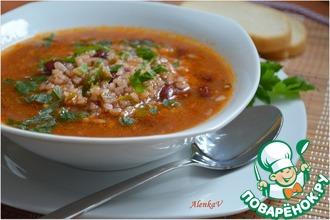 Рецепт: Суп хорошей жены