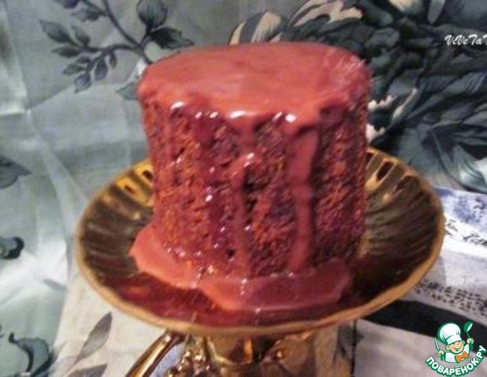 Рецепт: Финиковый кекс