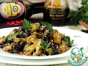 Рецепт Гай лань, или брокколи по-китайски