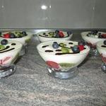 Десерт Ягодка