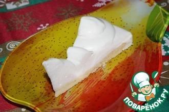 Рецепт: Зефирный торт