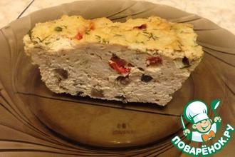 Рецепт: Мясной торт