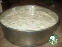 Торт без выпечки Зимняя сказка ингредиенты