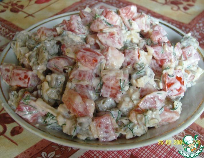 Рецепт: Салат Фарида