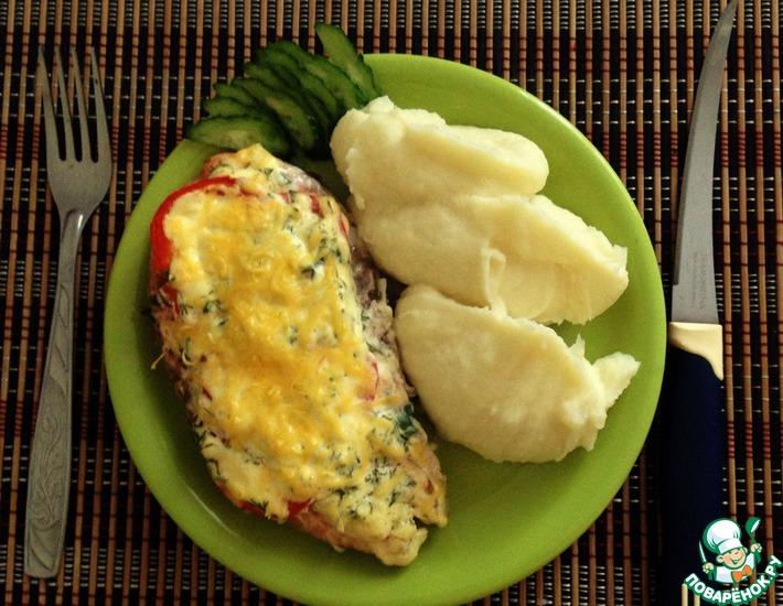 Рецепт: Воздушное картофельное пюре