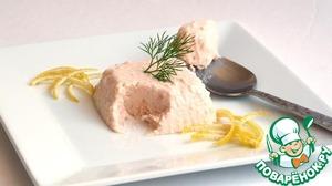 Рецепт Мусс из слабосоленой семги