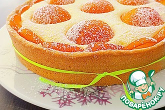 Рецепт: Страсбургский пирог