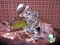 Меренговый рулет с печеными яблоками ингредиенты