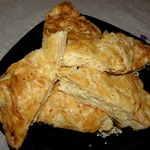 Сырный пирог Взрыв из сыра