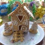 Сладкий домик для доченьки