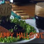 Хэллоуинский бутер