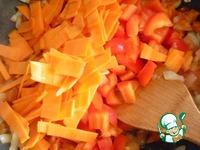 Рис, рыба и соус ингредиенты