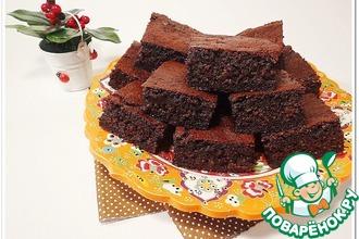 Рецепт: Шоколадный пирог из киноа