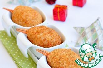 Рецепт: Закуска из крабового мяса Крабовые клешни