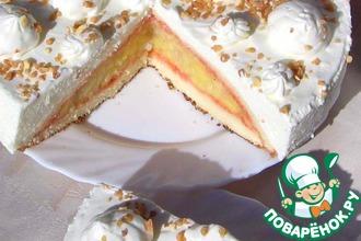 Рецепт: Торт Старый Новый год