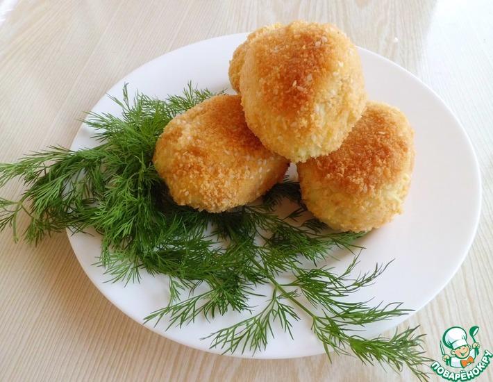 Рецепт: Картофельные зразы