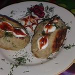 Котлеты с сыром в картофельном тесте