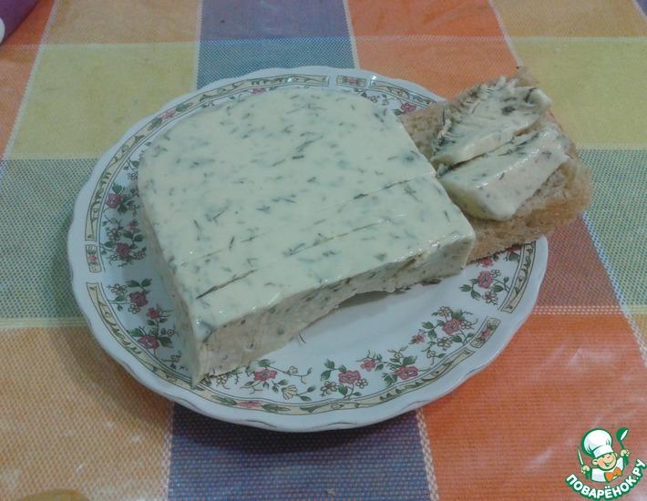Рецепт: Плавленый домашний сыр