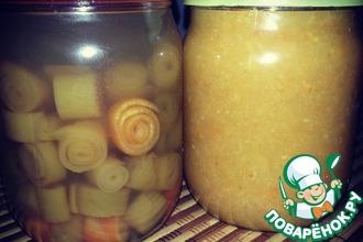 Рецепт: Варенье из цитрусовых кожурок