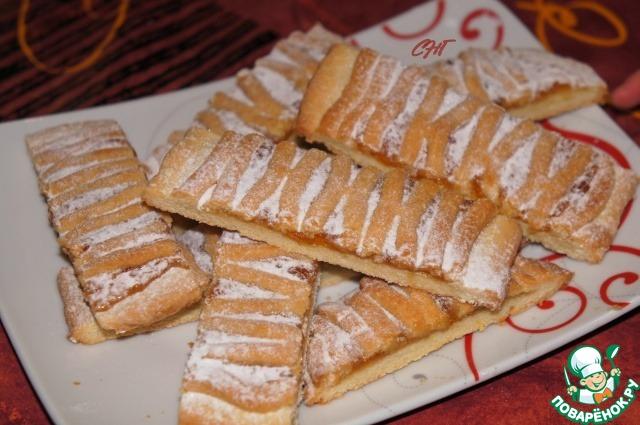 """Итальянский пирог """"Тимбале"""" – кулинарный рецепт"""