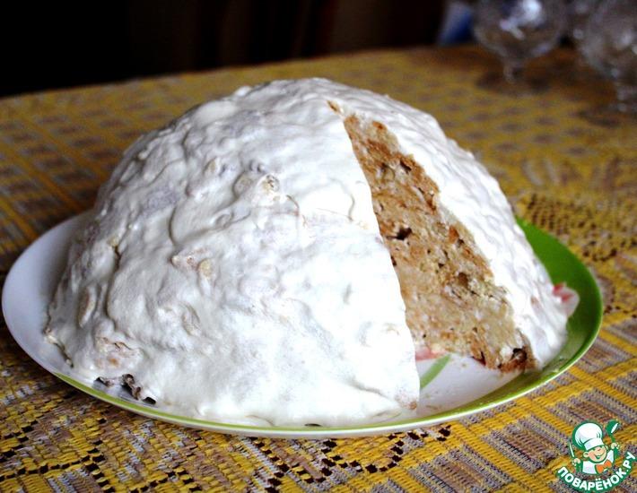 """Торт """"Пломбир"""""""