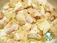 Иранская рисовая запеканка с курицей ингредиенты