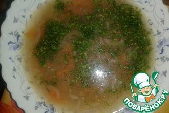 Рецепт: Польский суп Фляки