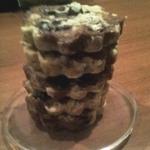 Насыпное печенье с вареньем