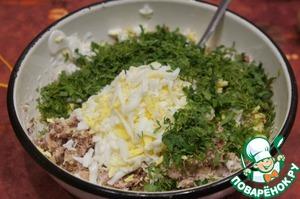 Жареный рис с тунцом – кулинарный рецепт