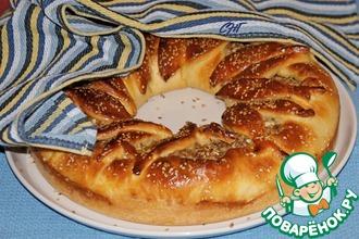 Рецепт: Пирог с тунцом Ошеломительный