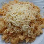 Макароны в сливочном соусе – кулинарный рецепт