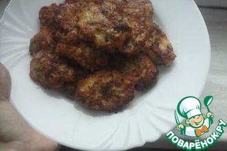 Рецепт: Куриные рубленые котлеты Гнезда